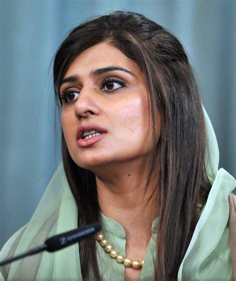 Hot And Sexy Politician Photos Hina Rabbani Khar Hd Photos