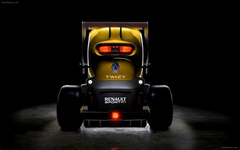 Renault Twizy RS F1 Concept 2013 Widescreen Exotic Car ...