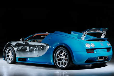 Ready for an unforgettable experience in dubai? Rare 1-of-3 Bugatti Veyron Meo Costantini Surfaces in Dubai