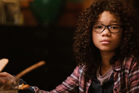 Storm Reid Meg Murry The Wrinkle Time Interview