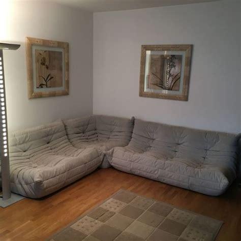 canapes roset ensemble de canapés d 39 angle togo ligne roset achat et vente