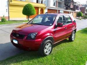 Ford Ecosport 2005 2006 2007 Manual De Propietario  U2013 Autom