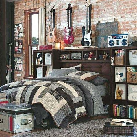 chambre style vintage déco chambre ado rétro