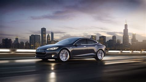 12 Fabulous Tesla Model 3, Model S And X Wallpapers
