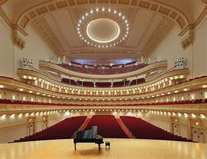 Hearing Concerts for Less at New York's Carnegie Hall ...