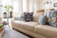 pillows for sofa Leather Pillows For Sofa Throw Pillows For Brown Leather ...
