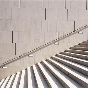 Wandeinbauleuchten Für Treppen : led einbauleuchten f r w nde und treppen bega ~ Watch28wear.com Haus und Dekorationen