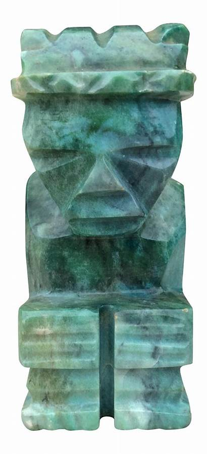 Stone Sculpture Carving Chairish Mid Soapstone
