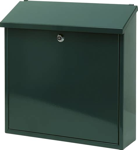 wall mount mailbox want to buy benton wall mounted mailbox youri letterbox 4612