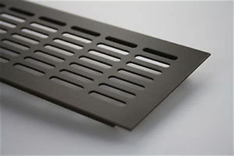 alloy radiator cover aluminum vent grille ventilation