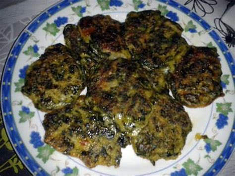 cuisiner les cotes de blettes recette de beignets de verts de blettes