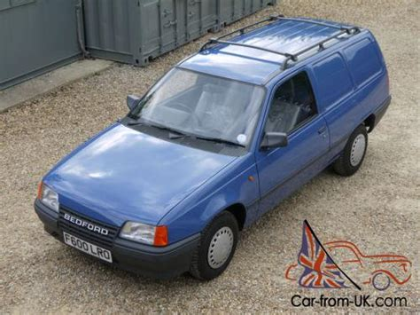 vauxhall bedford vauxhall bedford astra 1 3 can just 72 miles from new