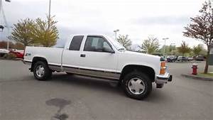 1997 Chevrolet C  K 1500 Fleetside