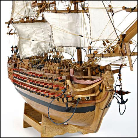 maquette voilier en bois a construire