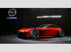 Mazda RXVision Concept gallery SlashGear