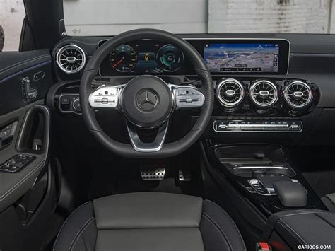 Browse our cla lease offers online today! 2020 Mercedes-Benz CLA 250 Coupe (US-Spec) - Interior, Cockpit | Wallpaper #162 iPad | 1024x768