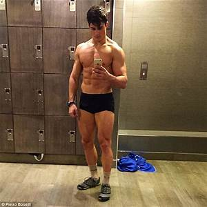 World's hottest teacher Pietro Boselli tried to keep ...
