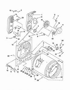 Looking For Whirlpool Model Wgd5100vq1 Dryer Repair  U0026 Replacement Parts