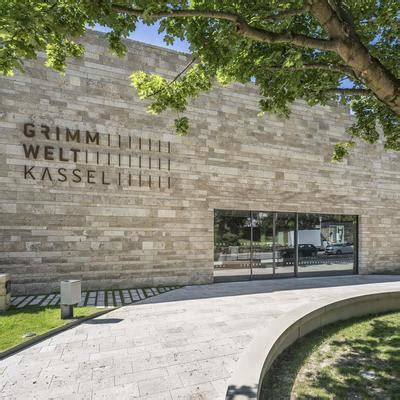 Die Grimmwelt Kassel Museum Mit Preisgekroenter Architektur by Grimmwelt Kassel Veranstaltungs Und Museumsbauten