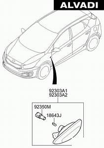 Kia Body Parts Catalog
