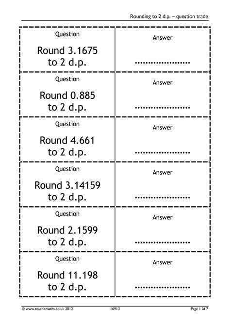 ks rounding  estimating teachit maths