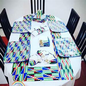 Pagné De Basket : 13 best nappe de table africain images on pinterest accessories basket and baskets ~ Teatrodelosmanantiales.com Idées de Décoration