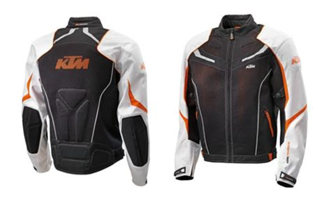 Ktm Vented Jacket Large (3pw1311204