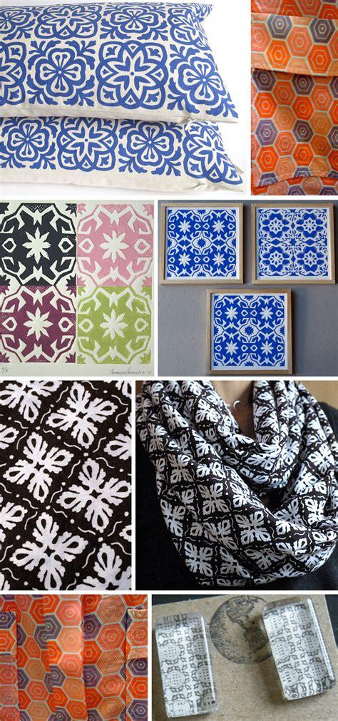 Street Patterns: Tile Print - Pattern Observer