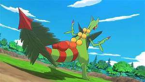 Pokemon Mega Sceptile Images | Pokemon Images