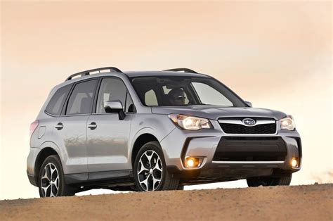 subaru forester 2014 subaru forester reviews and rating motor trend