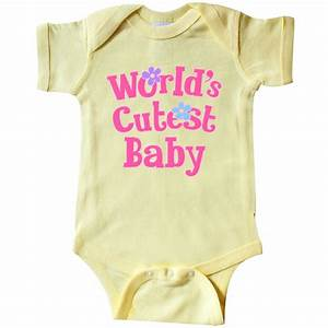 Worlds Cutest Baby Infant Creeper - Banana | Homewise ...
