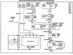 94 Gmc Sierra Alternator Wiring Diagram