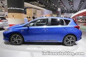 Essai Toyota Auris Hybride 2017 : 2018 toyota auris hybrid side at iaa 2017 indian autos blog ~ Gottalentnigeria.com Avis de Voitures