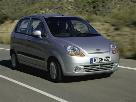 2005 Chevrolet Spark  Pictures, Information And Specs