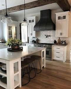 45, Amazing, Farmhouse, Kitchen, Storage, Ideas, Best, For, Designing, Your, Kitchenkitchen