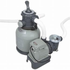 Filtre à Sable Intex : intex pompe et filtre sable krystal clear 28646gs ~ Dailycaller-alerts.com Idées de Décoration