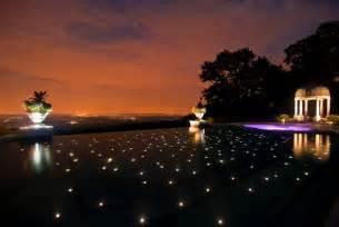 lights fiber optic pools led landscape lighting