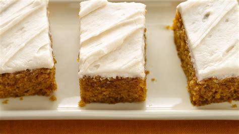 pumpkin bars classic pumpkin spice bars life made delicious