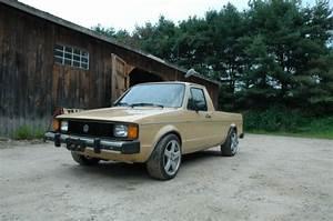 1982 Vw Caddy Rabbit Pickup 1 9 Aaz Motor For Sale In