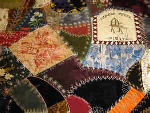 Quilting Crazy Quilts