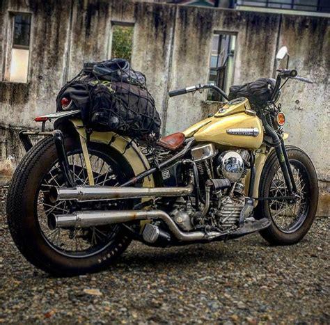 Davidson Front End by Harley Davidson Fl El Panhead Bobber Springer Front