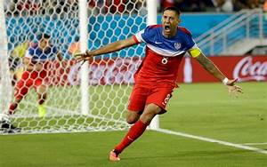 Clint Dempsey of East TX - USA's World Cup Team Captain is ...