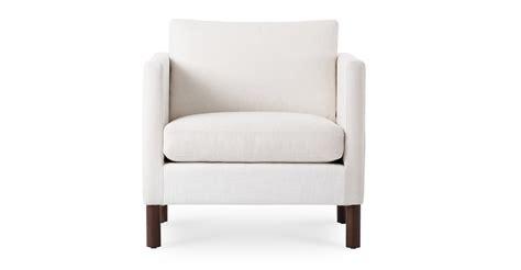 Nova Creamy White Armchair