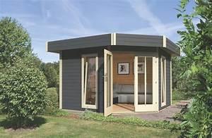 Gartenhaus Holz Modern : gartenhaus flachdach poolhaus mit terrasse ebay ~ Sanjose-hotels-ca.com Haus und Dekorationen