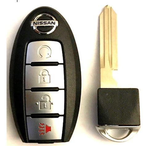 Nissan Keyless Remote Fcc Krs Smart Key Fob
