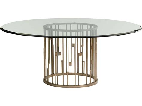 60 glass dining table shadow play rendezvous 60 dining table 7372