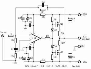 Diy Audio Projects Forum  U2022 Power Amplifier 12w Mosfet