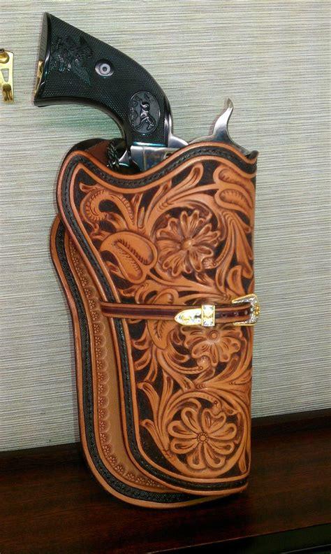 custom hand tooled leather gerhold leather craft