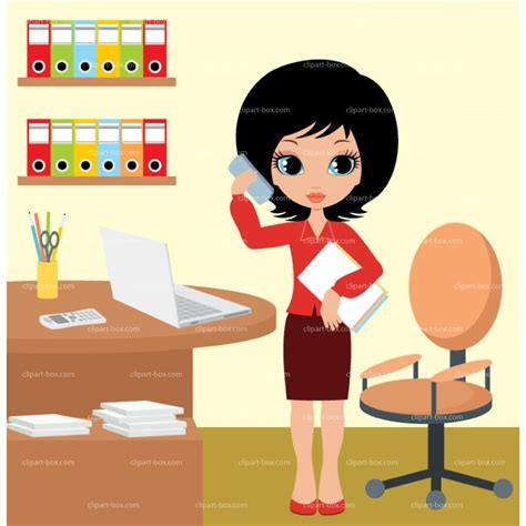 Office Clip Clip Person Office Clipart Clipart Suggest