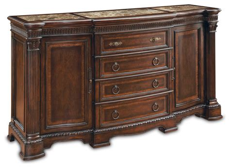 Traditional Sideboards And Buffets by A R T Buffet Traditional Buffets And Sideboards